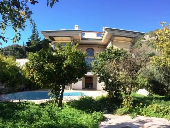10 Schlafzimmer 2 Mit Pool Im Zentrum Von Marmaris.2500M2 Grundstück Zum Verkauf In Unserer Anlage.