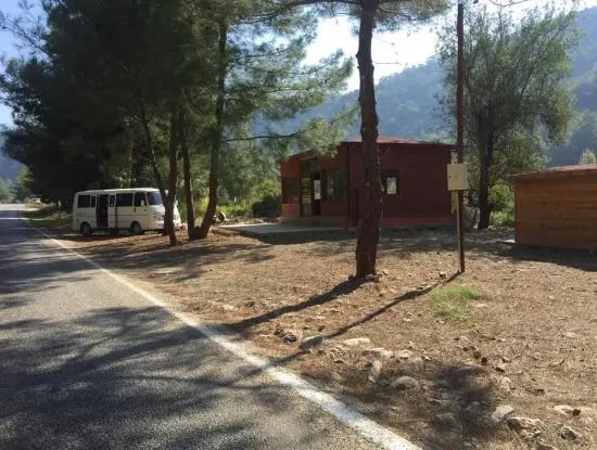 Wohnung Zum Verkauf In Turgut Dorf, Sowohl Am Arbeitsplatz Und Auf Der Straße Für Verkauf, 1 Zimmer, 1 Wohnzimmer