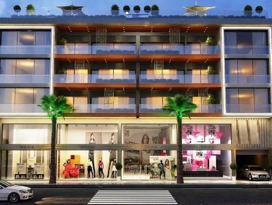300M2 Penthouse Mit Herrlichem Meerblick Zum Verkauf Im Zentrum Von Marmaris
