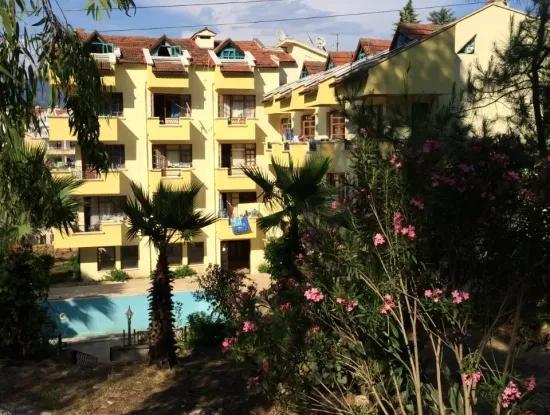 33 Zimmer-Hotel Zum Verkauf In Zentrum Von Marmaris, In Der Nähe Des Meeres