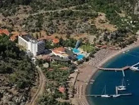 At A Distance Of 40 Km From Marmaris By Sea A 300-Room Holiday Village