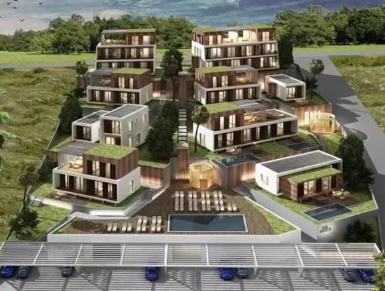 The Position Of Gökova Çıtlık Land For Sale Houses And Villas In Our Land 4300M2 For Sale