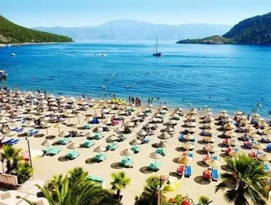 For Sale By The Sea In The Area Of Icmeler, 60 Room Hotel, Marmaris