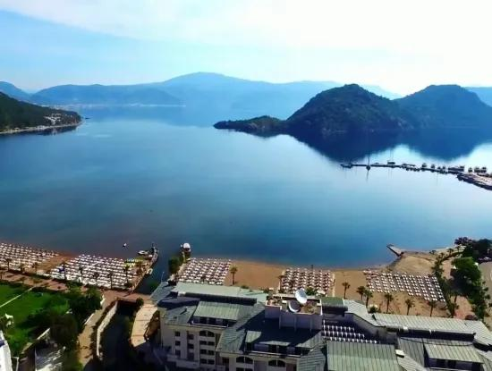 By The Sea In The Centre Of Marmaris 5 Star Hotel For Sale