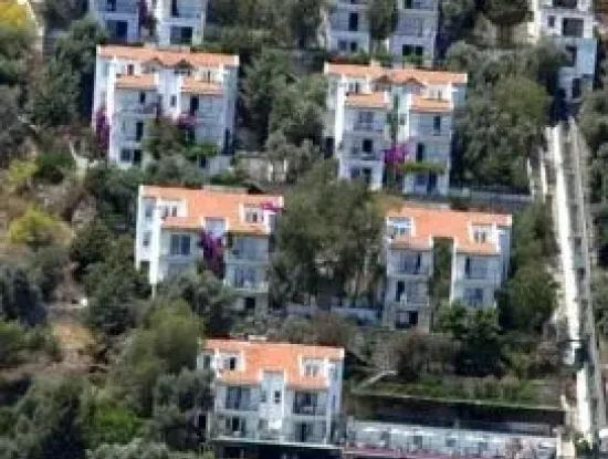 Sale With 46 Apartments With Sea View And Swimming Pool In The Area Turunç Marmaris
