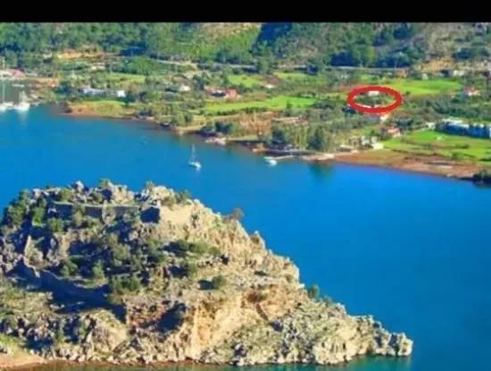 672M2 Land For Sale In Marmaris Orhaniye Neighborhood For Investment