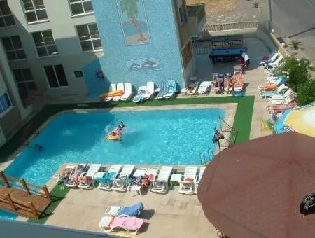 Hotel With 33 Rooms In The Centre Of Marmaris For Sale