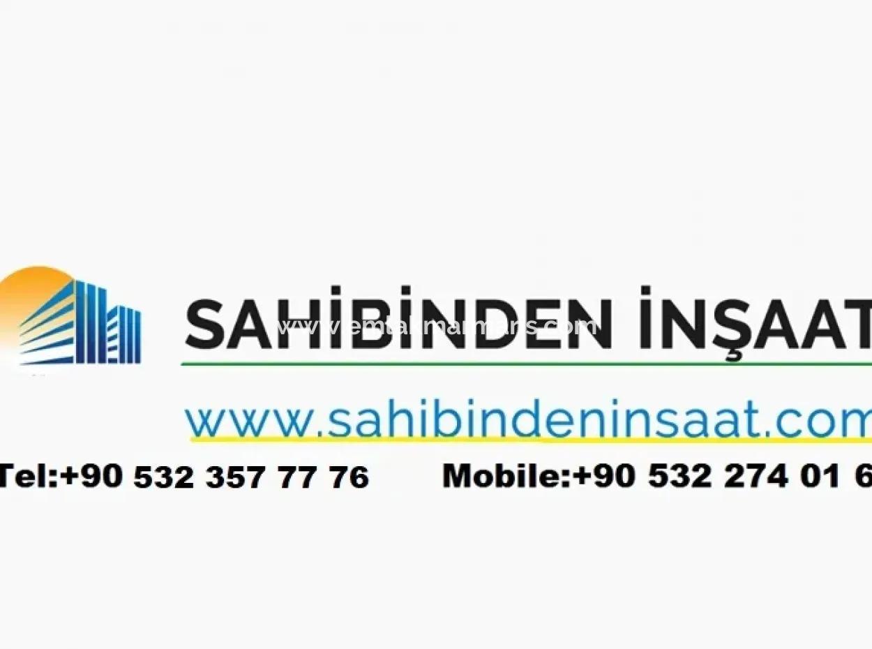 Bozburun Koyunda Deniz Manzaralı 2 Adet Villa Yapılabilir Satılık 1149 M2 Arsa
