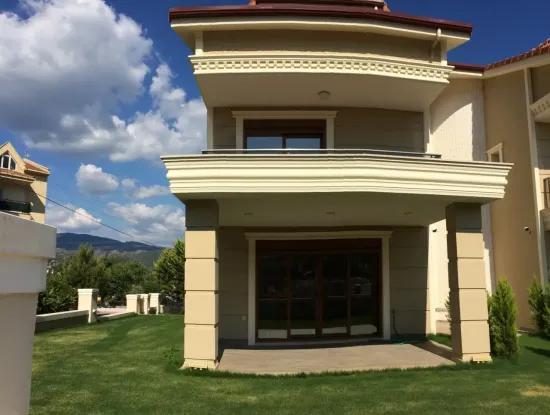 Marmaris Armutalan İkiz Müstakil Bahçeli 4 Oda 1 Salon Villa Satılık