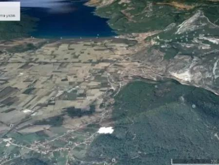 Muğla İli Ataköy Mevkiinde 21000M2 Satılık Arsa