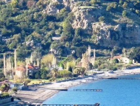 Kumlubük Koyunda Denize Sıfır 21000M2 Marina Ve Otel Arsası Satılık