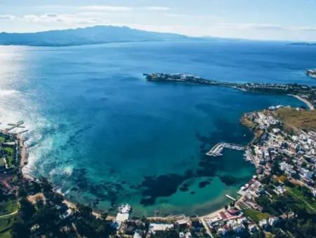 Bodrum Akyarlar Mevkisinde Denize Yakın 110000M2 Konut İmarlı Satılık Büyük Projeleri Uygun Arsa