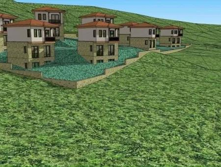 Gökova Çıtlık Mevkii Satılık İmarlı Konut Ve Villa Arsamız Satılık 4300M2
