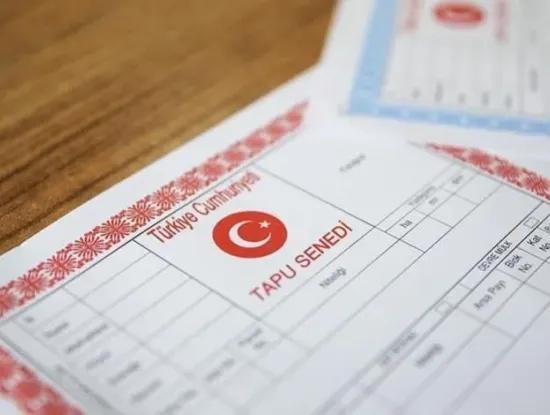 Türkiye'de Emlak Alım Süreci